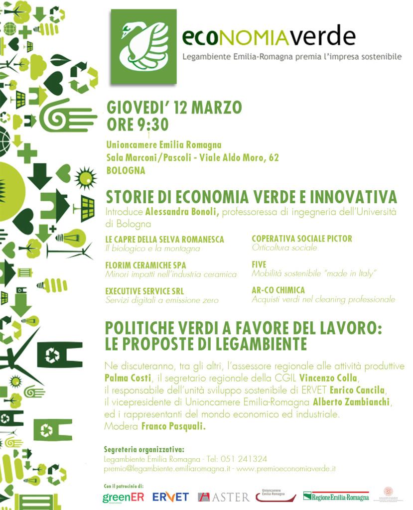 Premio Economia Verde_12 marzo
