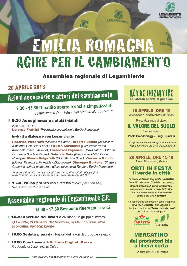 Assemblea circoli Legambiente_20 aprile