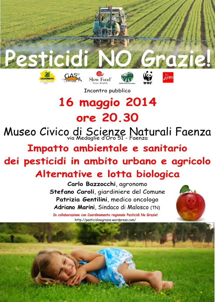 pesticidi faenza 2014