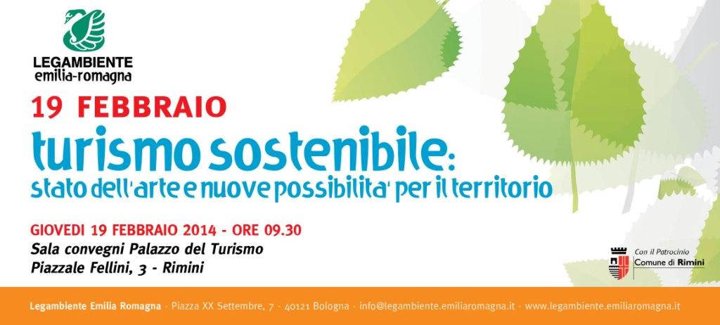 Turismo sostenibile: stato dell'arte e nuove possibilità