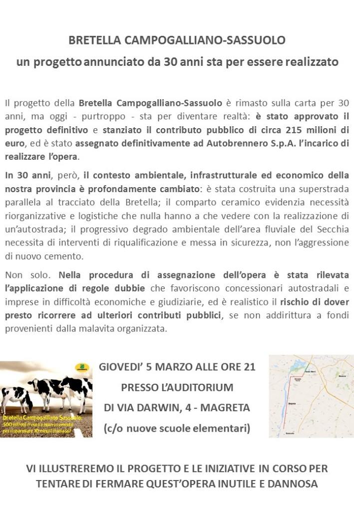 Volantino Magreta 2015_03_05
