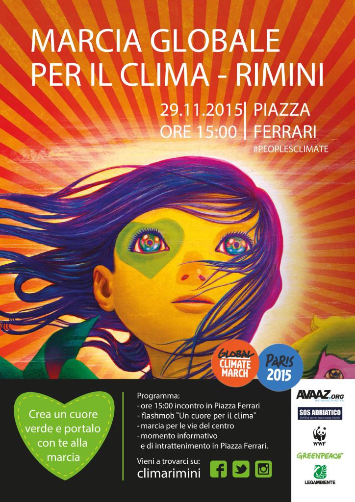 Marcia per il Clima_Rimini