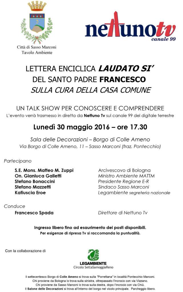 talk show enciclica(1) (1)