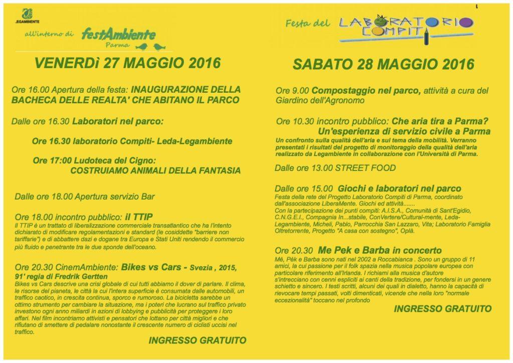Festambiente Parma