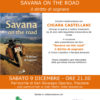 Savana on the road