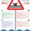 Cartello campagna prevenzione