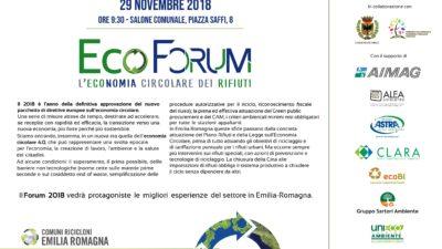 Save the date 2018_Ecoforum EMR