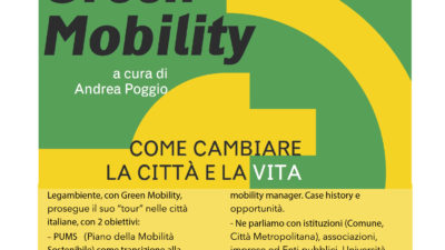 SAVE THE DATE_Tour Green Mobility_19 febbraio Bologna