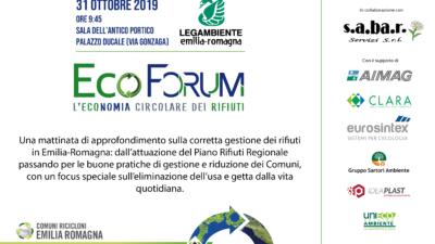 SAVE THE DATE_Ecoforum Emilia-Romagna_2019